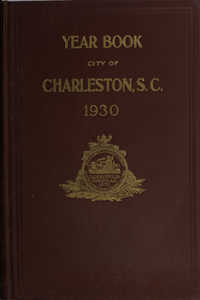Charleston Yearbook, 1930