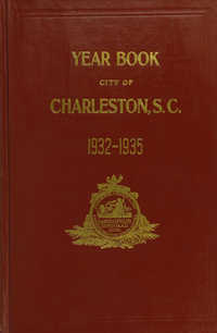 Charleston Yearbook, 1932-1935