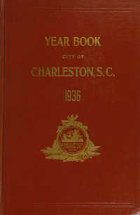 Charleston Yearbook, 1936