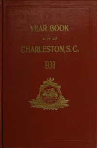 Charleston Yearbook, 1938