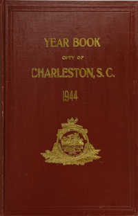 Charleston Yearbook, 1944