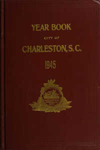 Charleston Yearbook, 1945