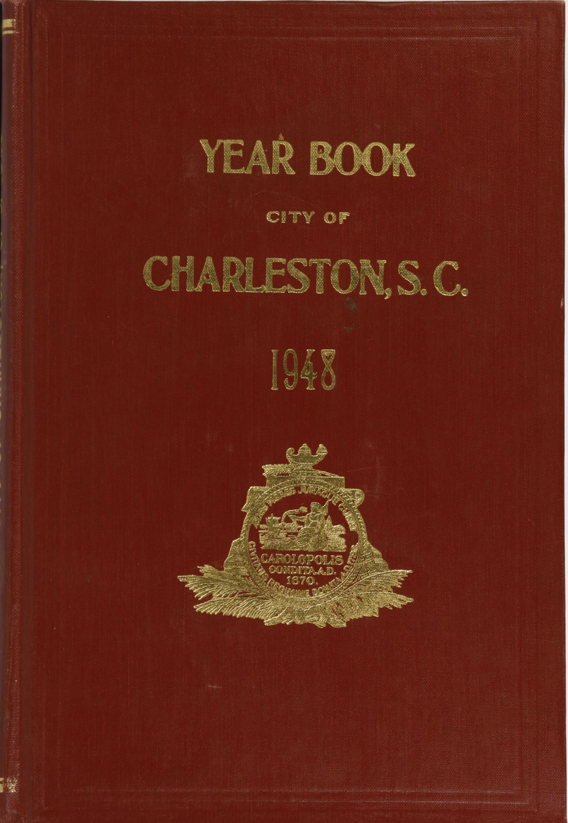 Charleston Yearbook, 1948