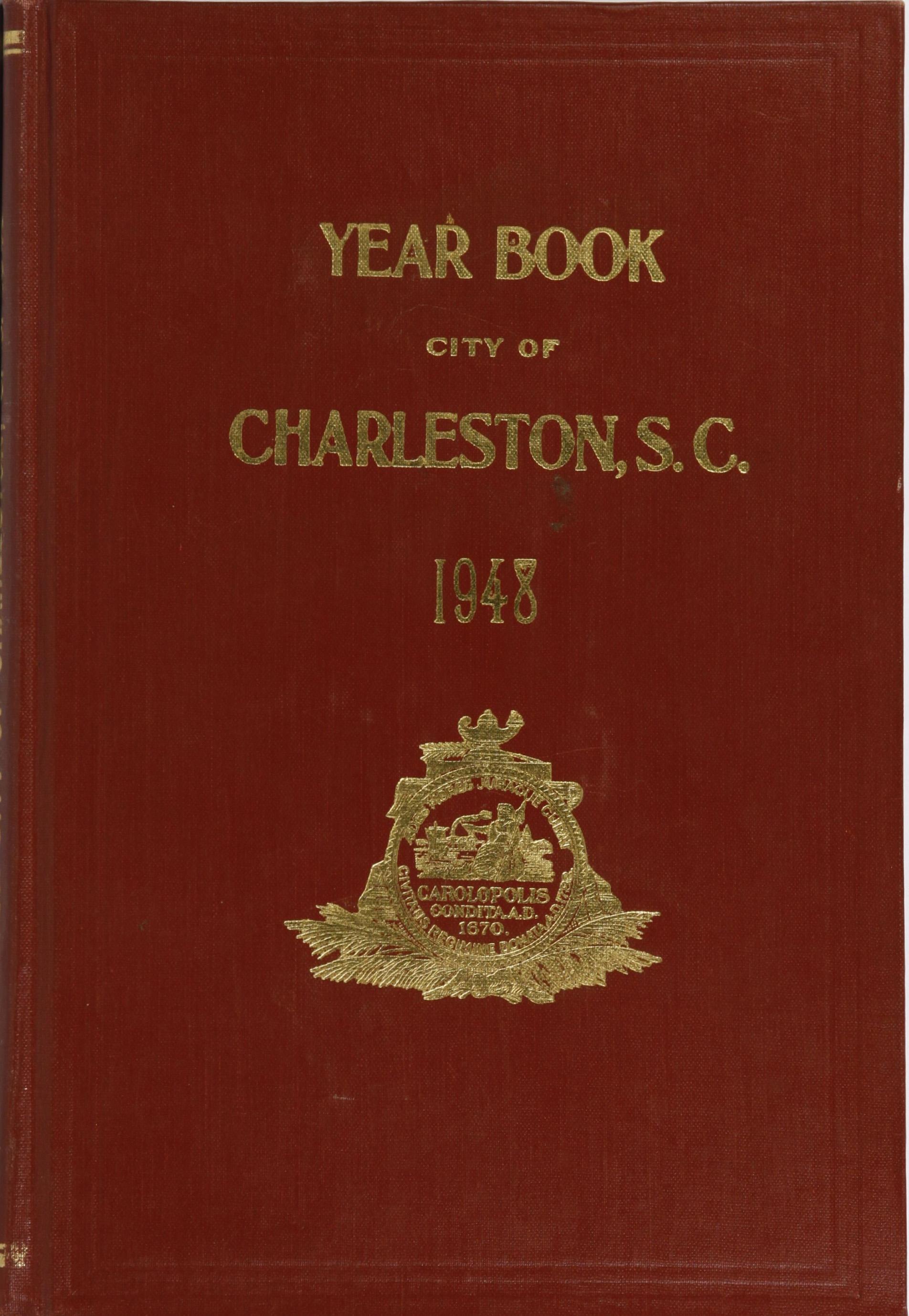 Charleston Yearbook, 1948