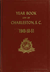 Charleston Yearbook, 1949-50-51