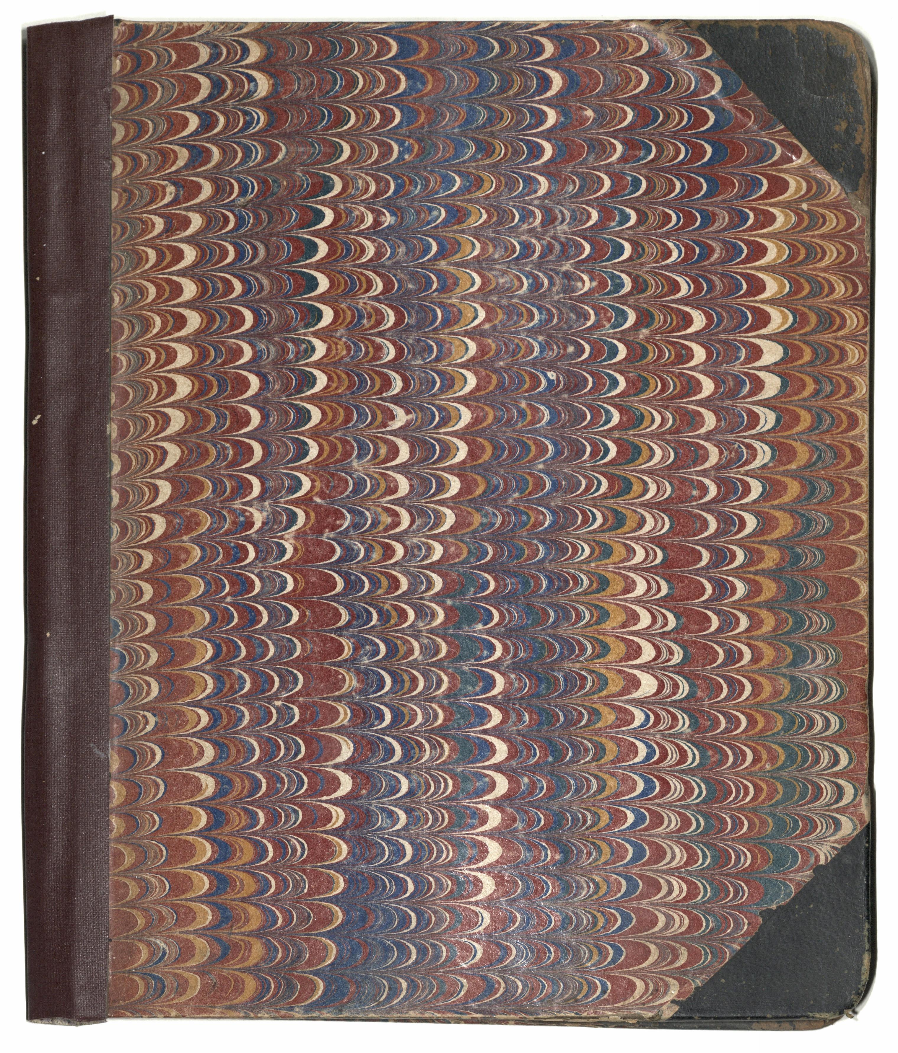Anna M.S. Wells Receipt Book