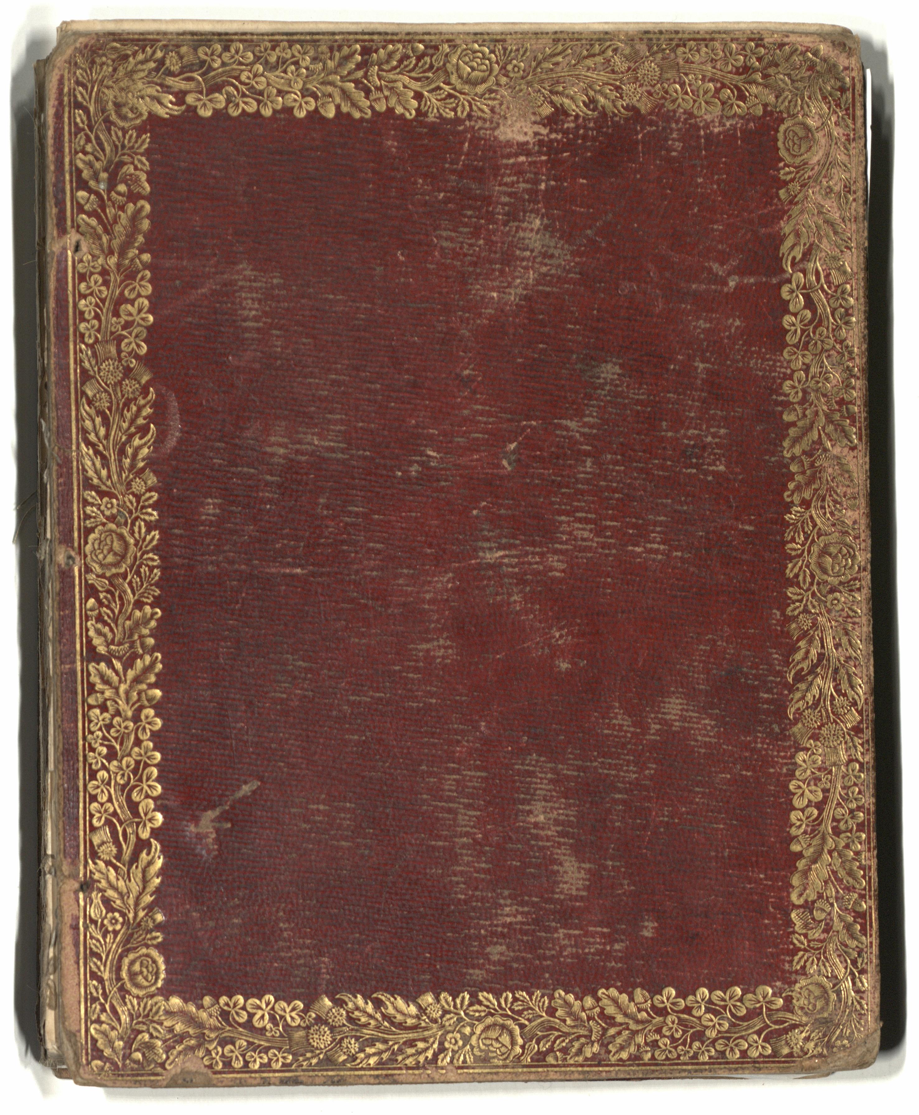Julia A. Huger Bacot Journal