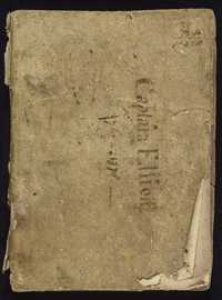 4th South Carolina Regiment Order Book