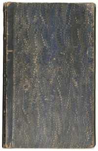 Mary Motte Alston Pringle Receipt Book