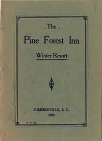 Pine Forest Inn: Winter Resort (1909)