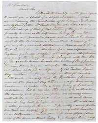Charles Drayton III., to Mr. Carlisle