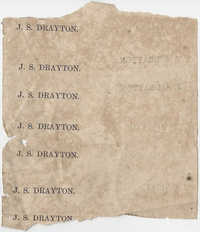 Name in print