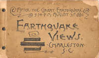After the Great Earthquake, 9:54 pm, August 31, 1886:  Earthquake Views, Charleston, S.C.