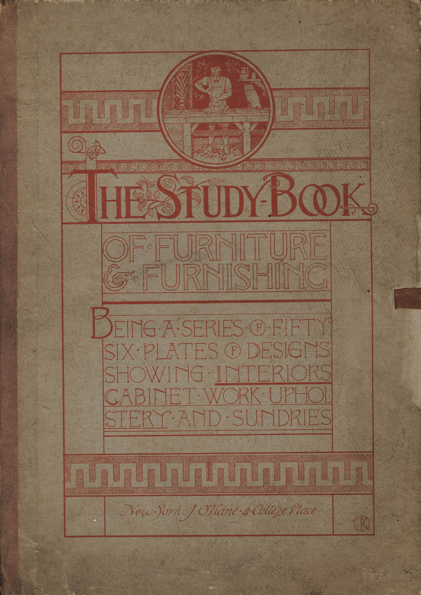 The Study Book of Furniture and Furnishing
