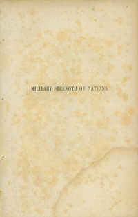 Military Strength of Nations: An address delivered before the Association of Citadel Graduates, at their meeting in Charleston, 24th November, 1853.