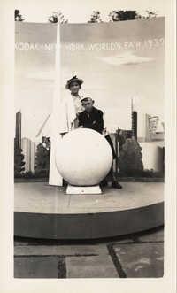 1939 World's Fair Photographs