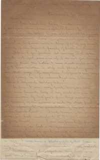 349. James B. Heyward to [cousin] Marie -- May 20, 1923