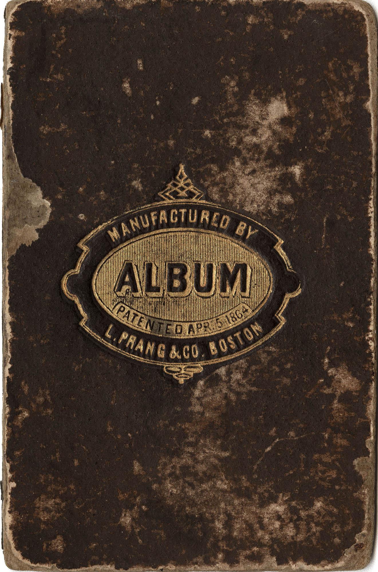 156. Album, 1864