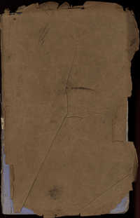 Newton Plantation Inventory Book 1866