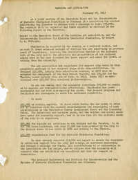 Folder 03: HCF Incorporators Report