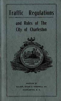 Folder 43: Traffic Regulation Booklet