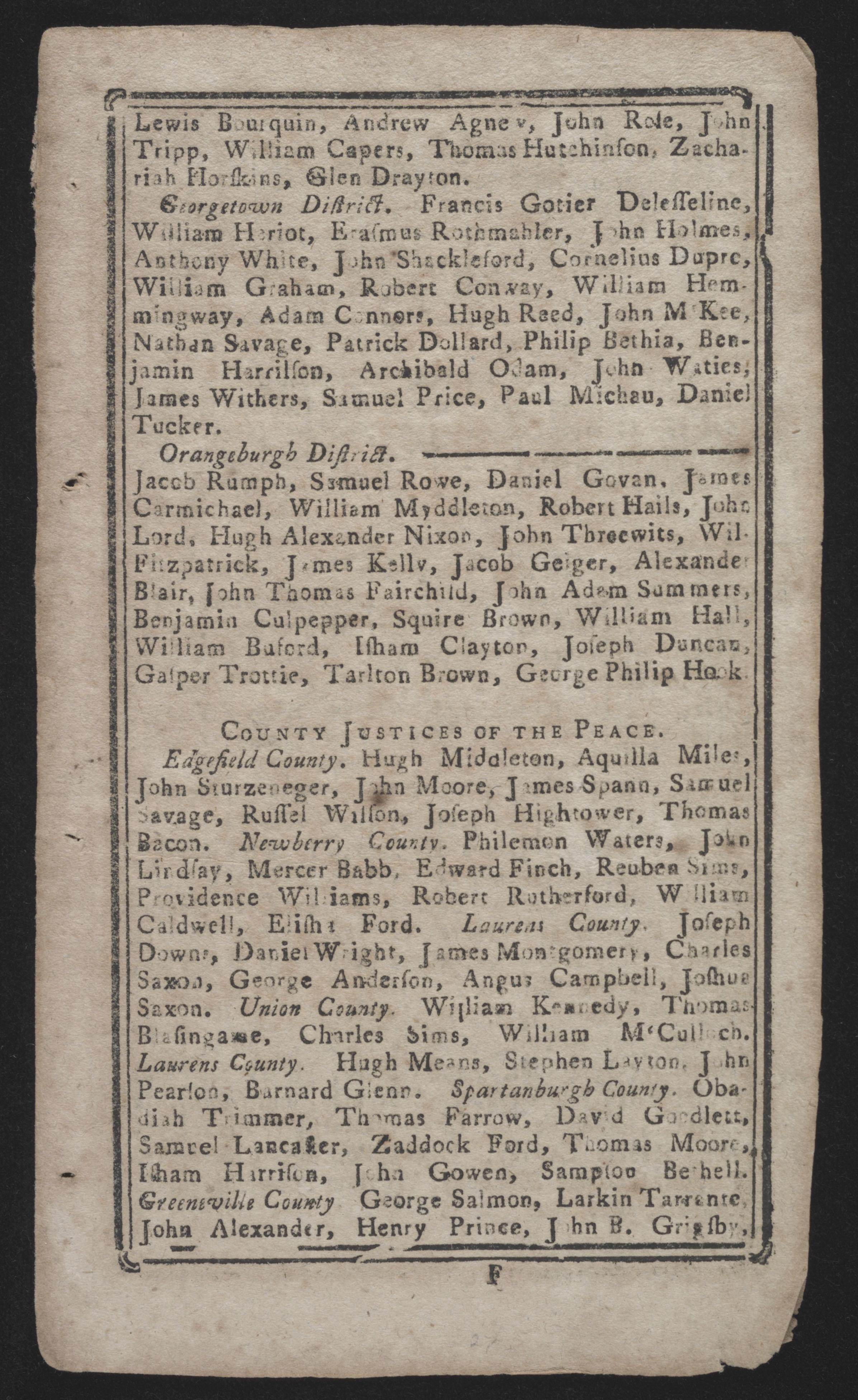 Sandy Island Plantation Journal, Volume 1, 1792, Page 52