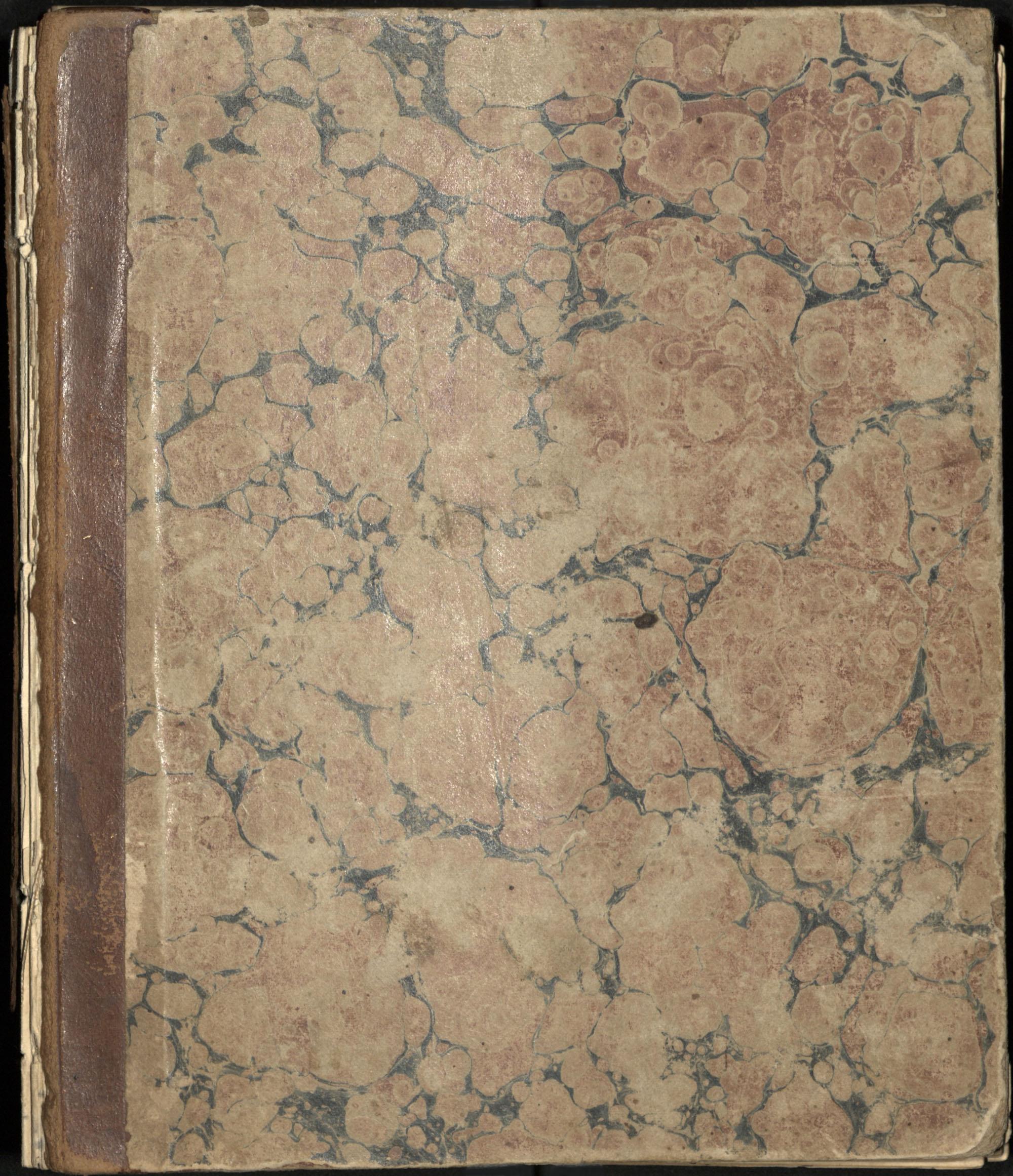 Alexander Glennie Journal, 1831-1859