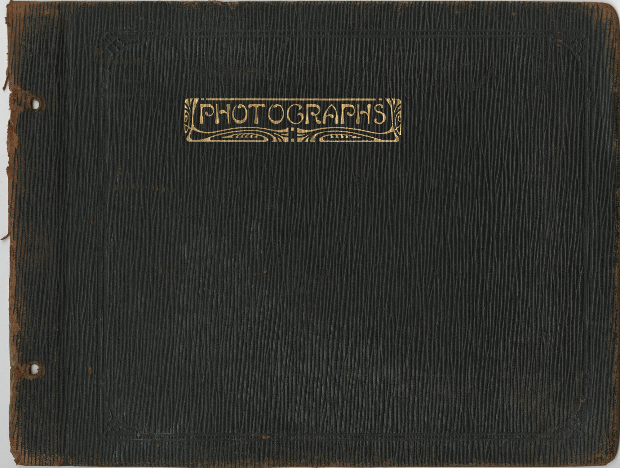 Alaska Photograph Album, 1926