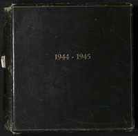 Gertrude Legendre OSS Scrapbook, 1944