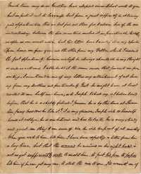 004. William Manigault Heyward to Mother -- June 10, 1810