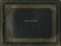 'Abyssinia' Photograph Album, 1929