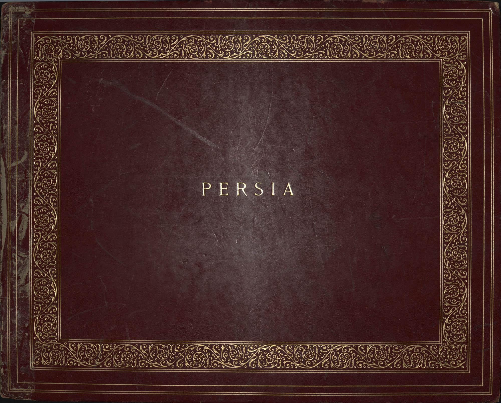'Persia' Photograph Album, 1938