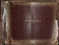 'South West Africa' Photograph Album, 1937