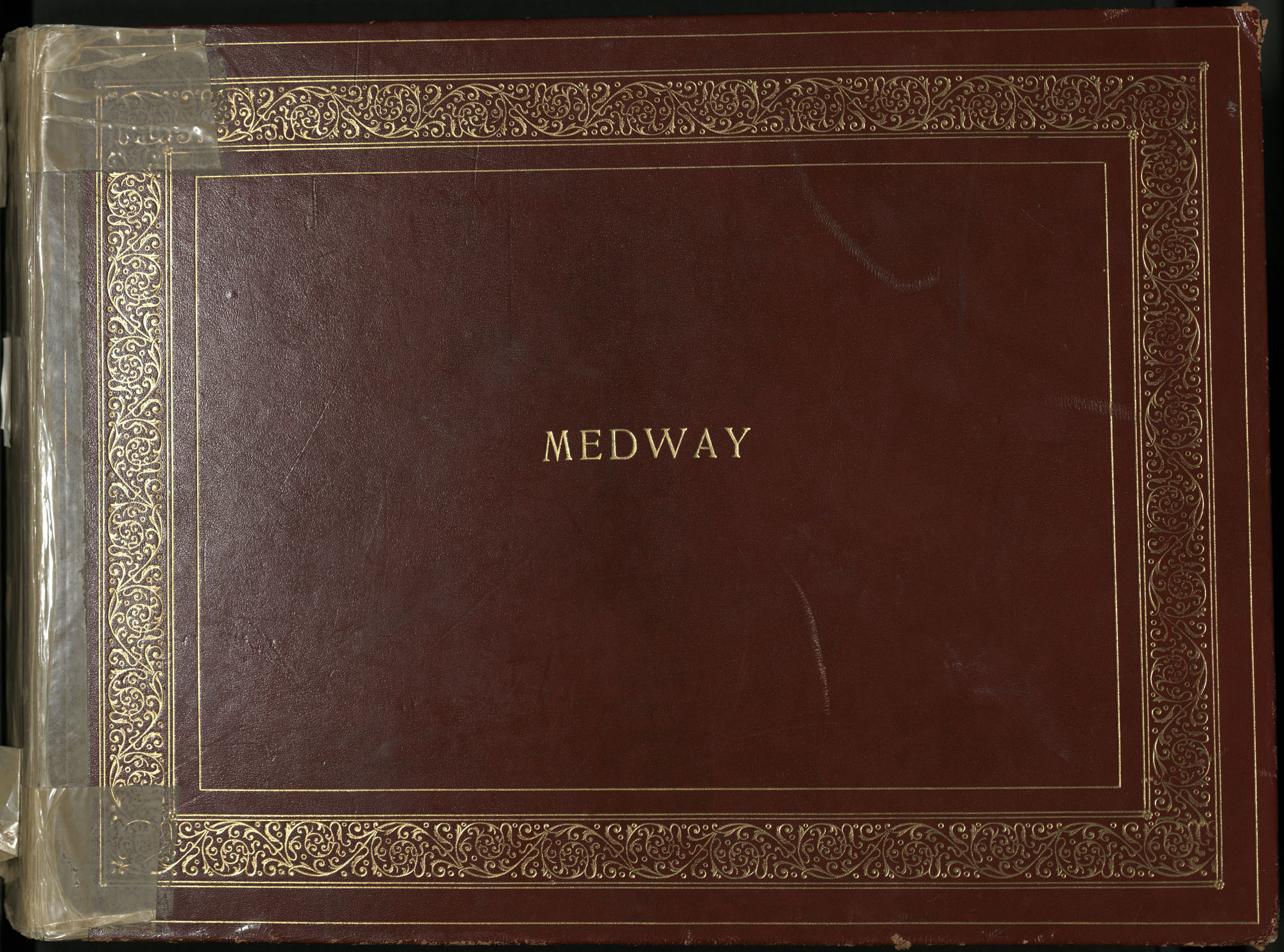 Medway Plantation Photograph Album, 1949