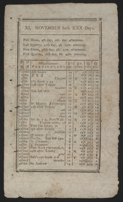 Sandy Island Plantation Journal, Volume 2, 1797, Page 26