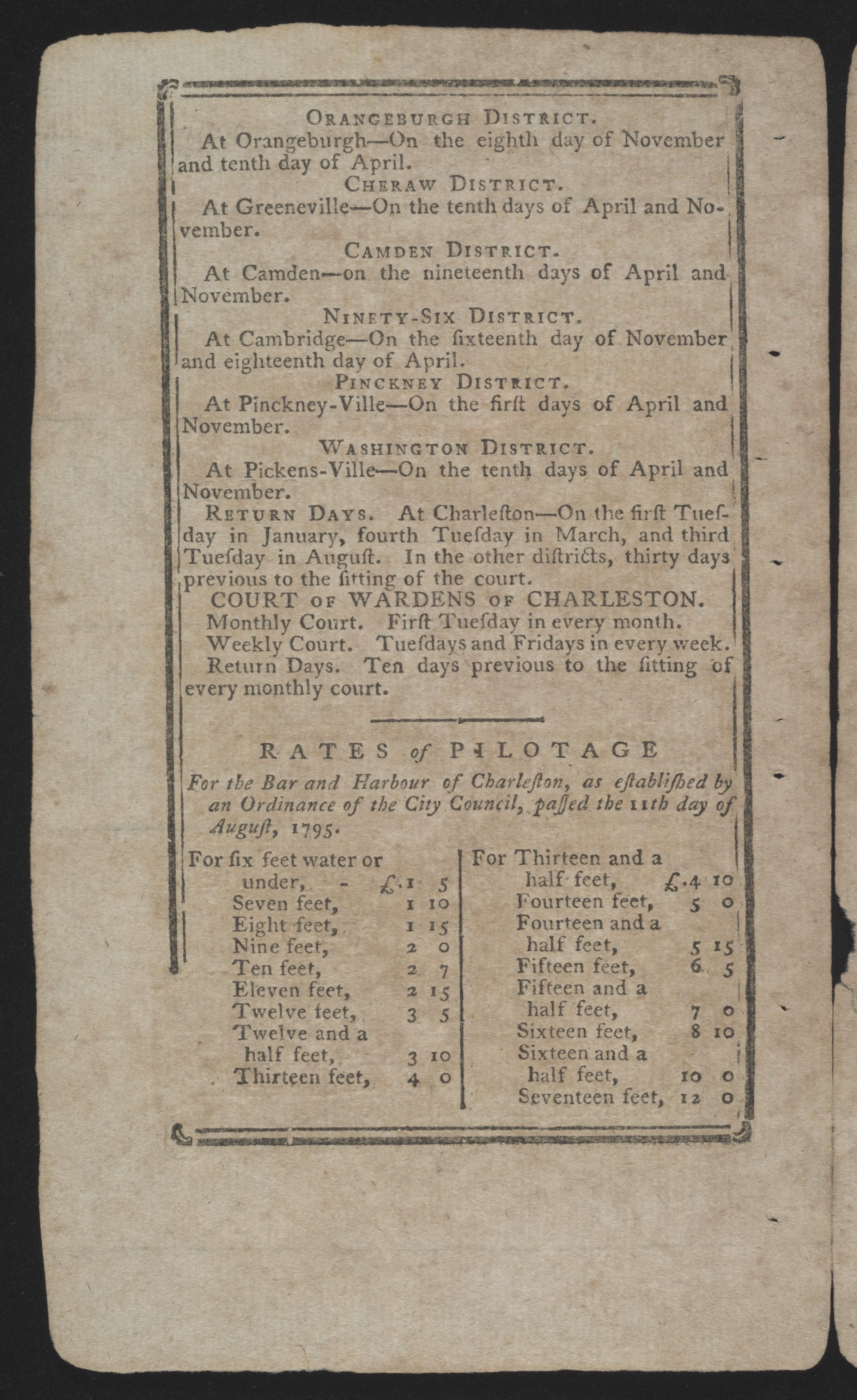 Sandy Island Plantation Journal, Volume 2, 1797, Page 39