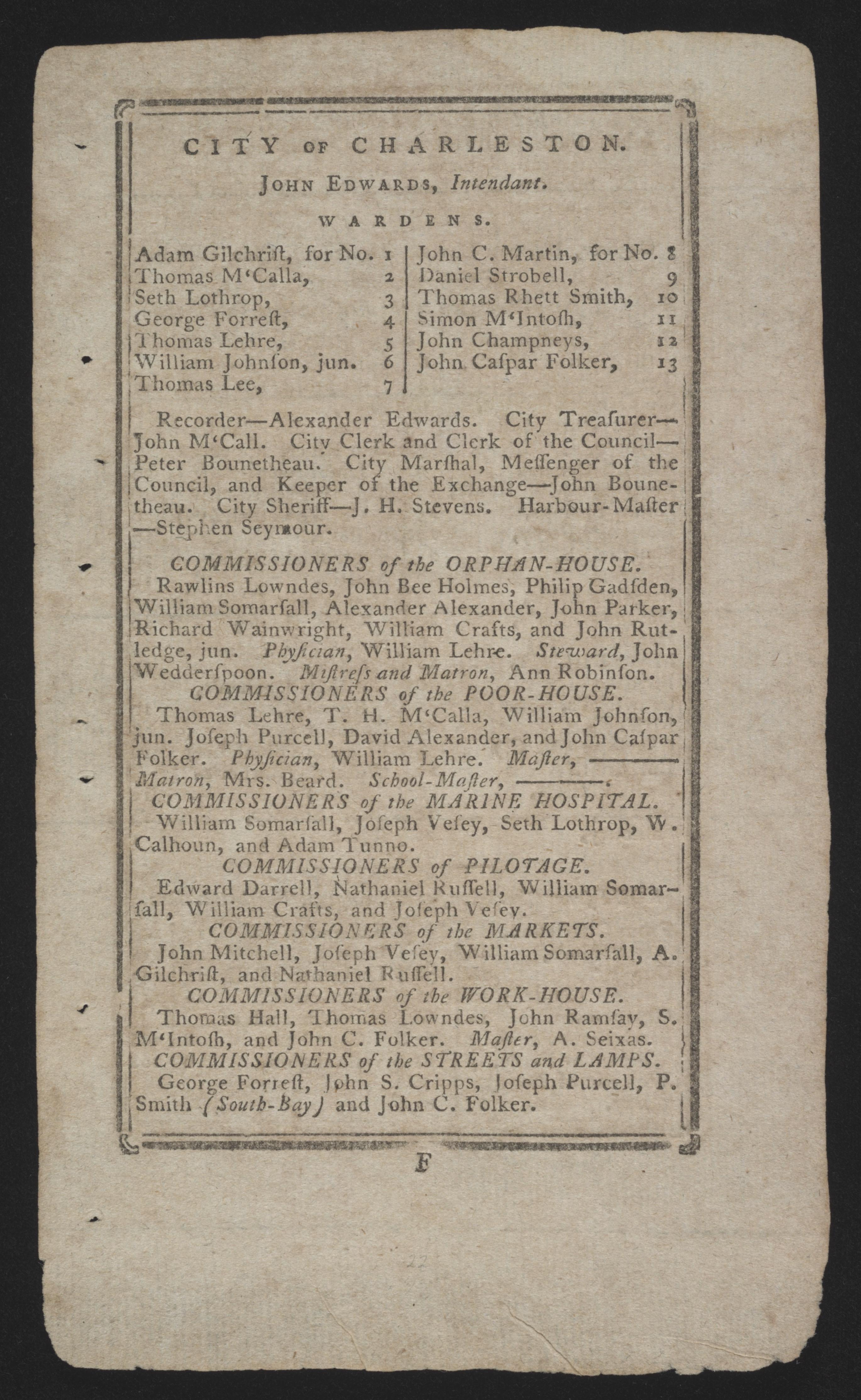 Sandy Island Plantation Journal, Volume 2, 1797, Page 42