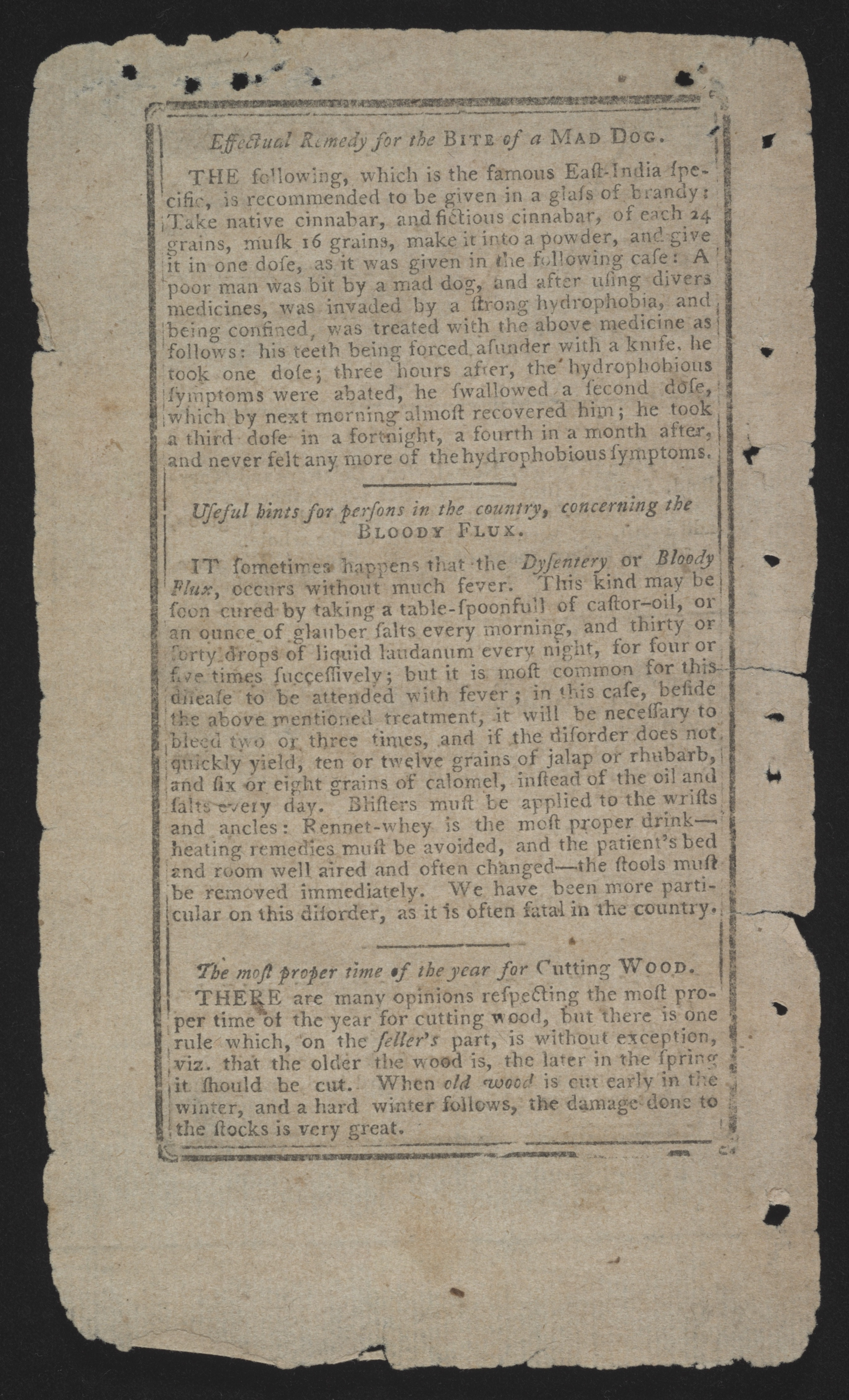 Sandy Island Plantation Journal, Volume 2, 1797, Page 49