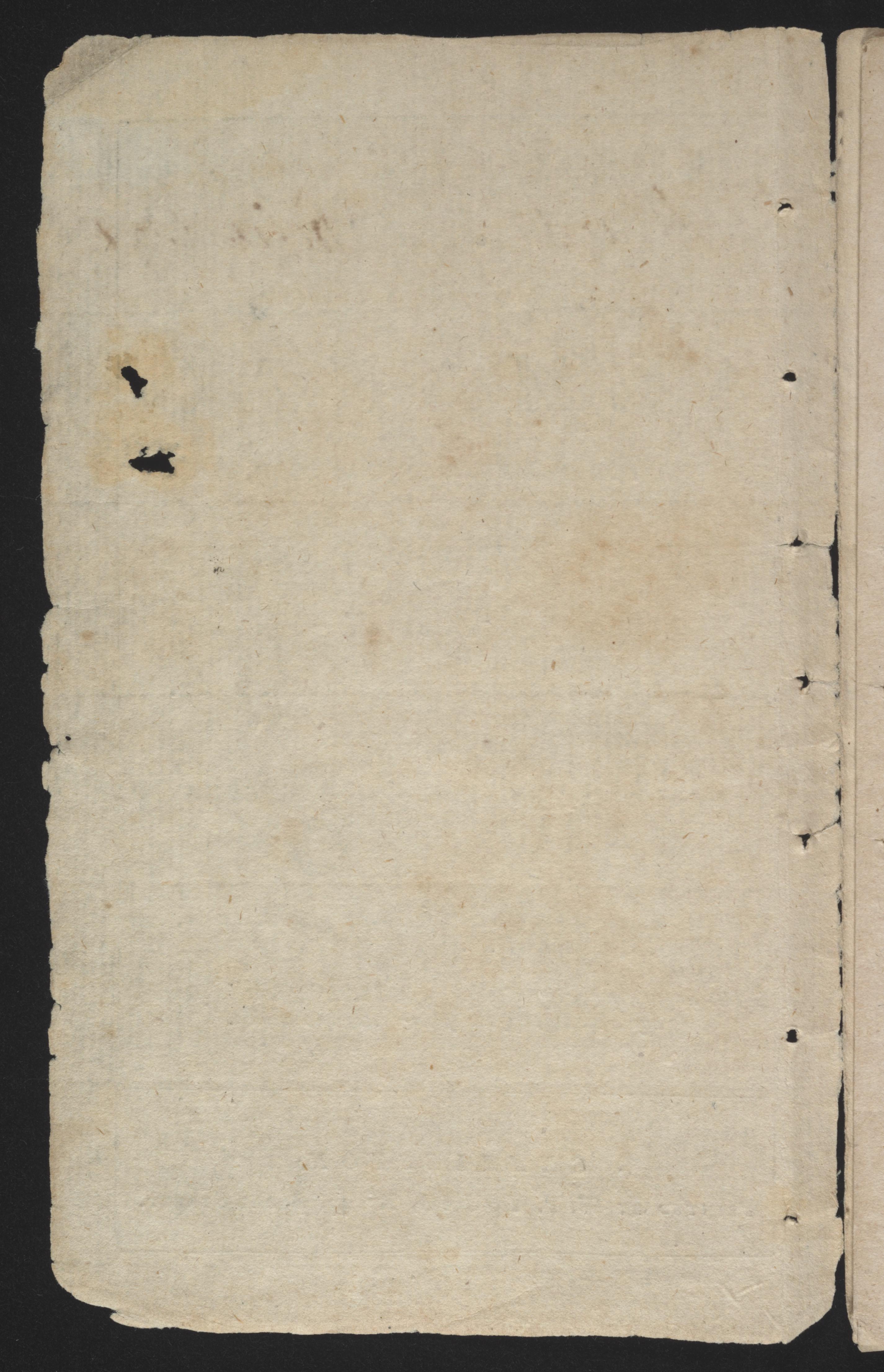 Sandy Island Plantation Journal, Volume 3, 1798, Page 1