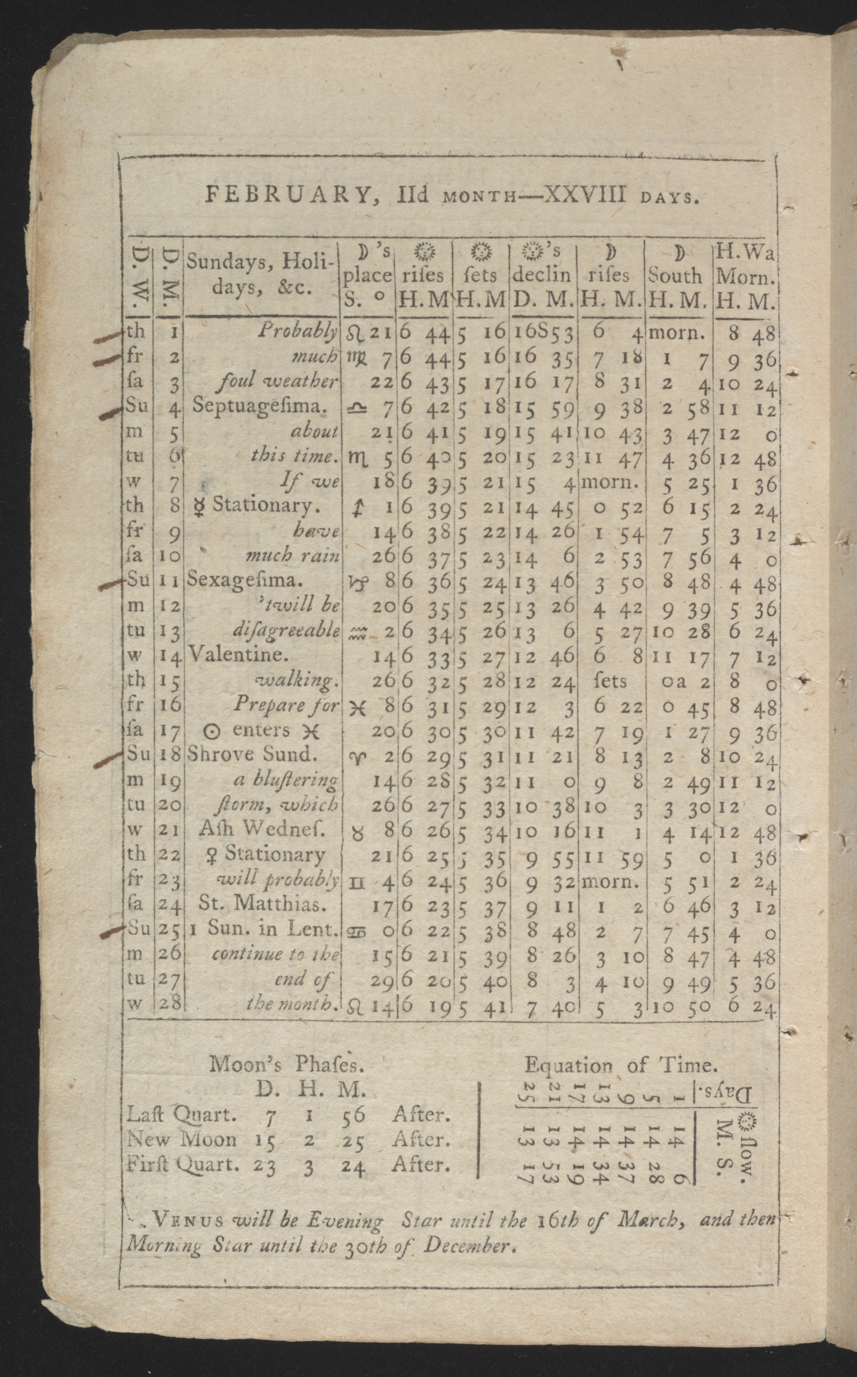Sandy Island Plantation Journal, Volume 3, 1798, Page 5