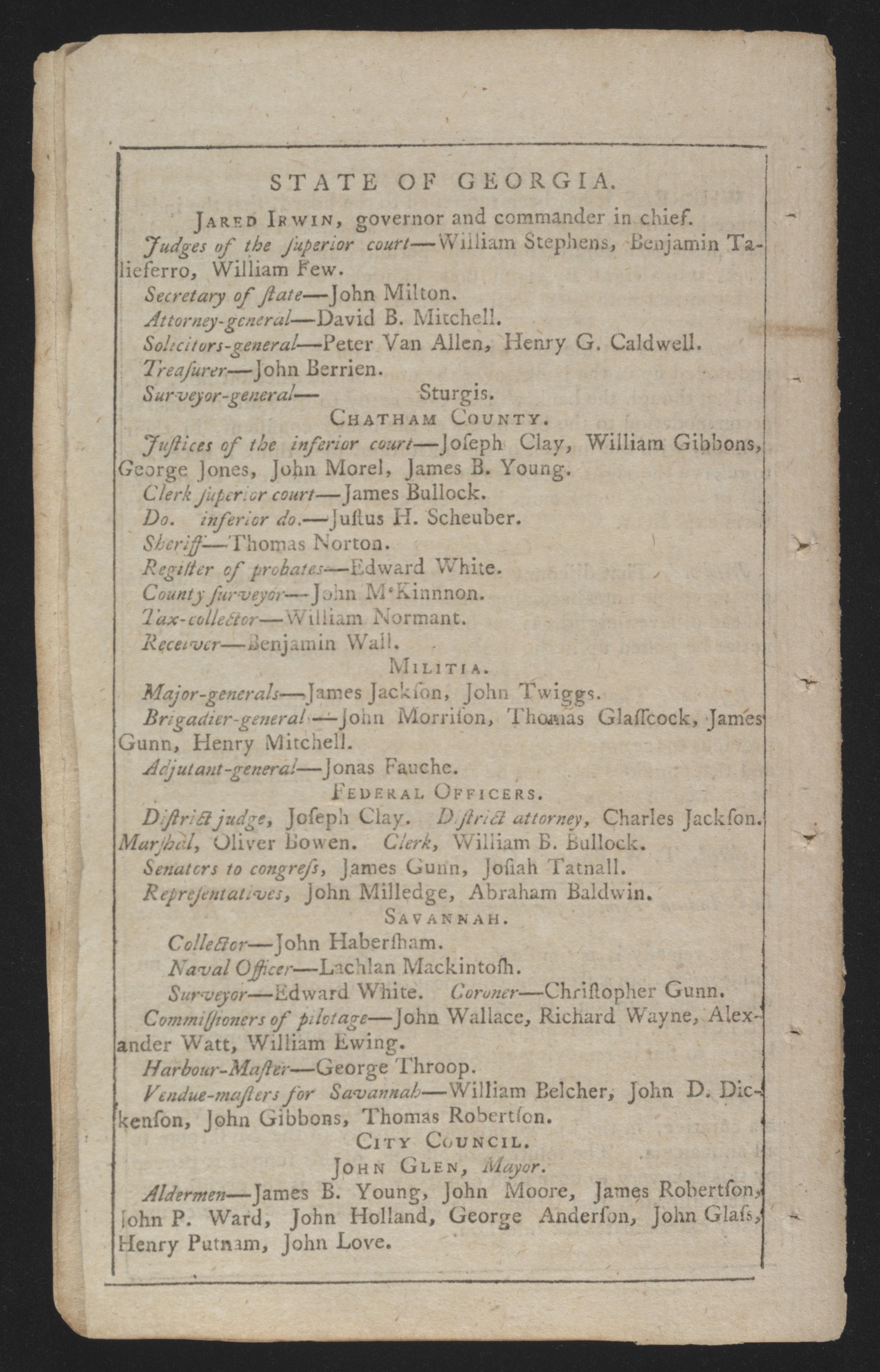 Sandy Island Plantation Journal, Volume 3, 1798, Page 37