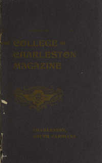College of Charleston Magazine, 1901-1902