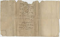 Legal Investigation Surrounding Thomas Drayton's Will, 1824