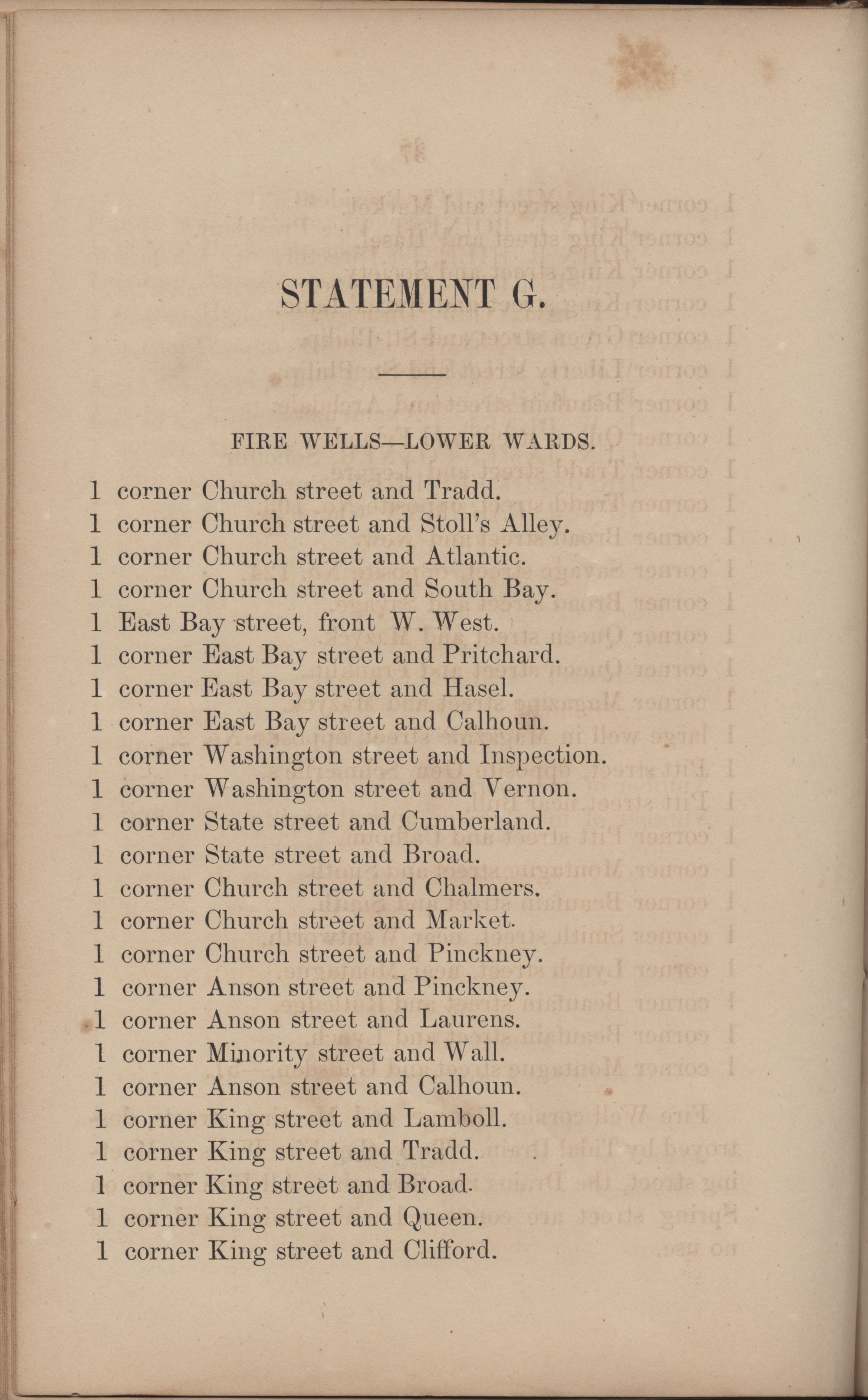 Annual Report of the Chief of the Fire Department of the City of Charleston, page 214