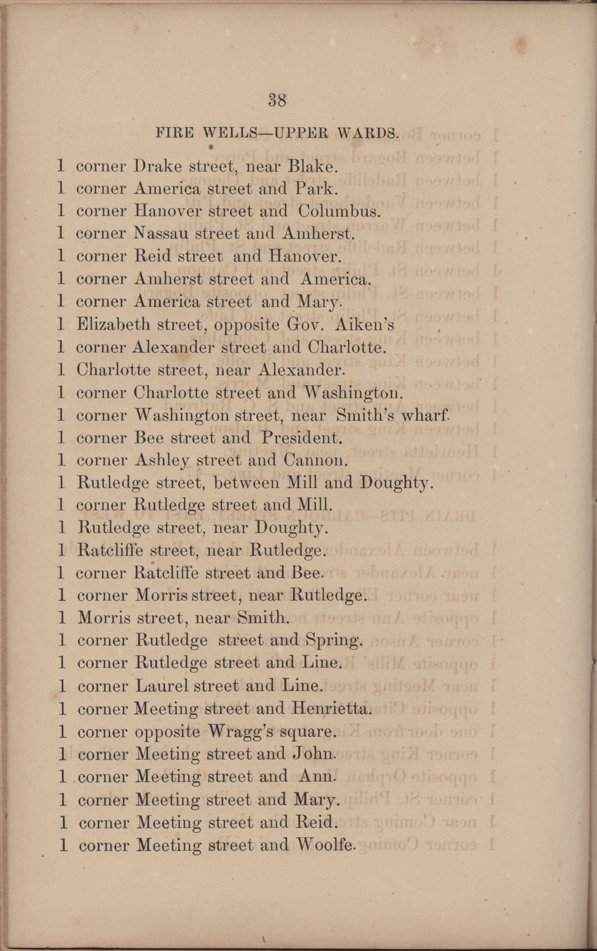 Annual Report of the Chief of the Fire Department of the City of Charleston, page 216