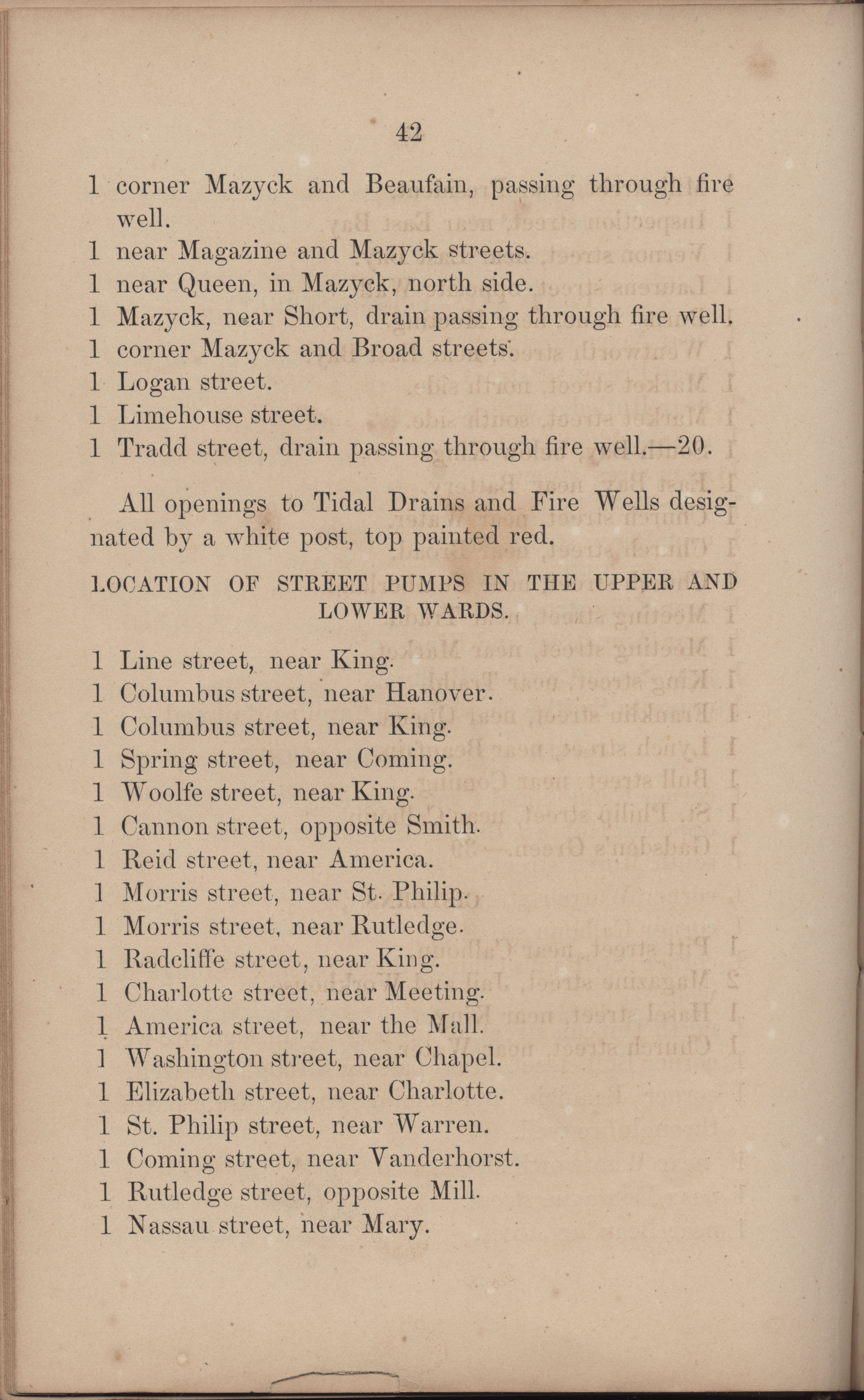 Annual Report of the Chief of the Fire Department of the City of Charleston, page 220