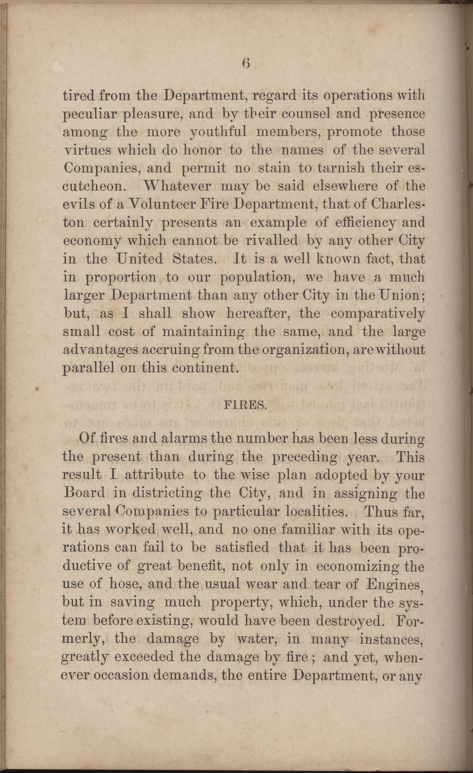 Annual Report of the Chief of the Fire Department of the City of Charleston, page 233