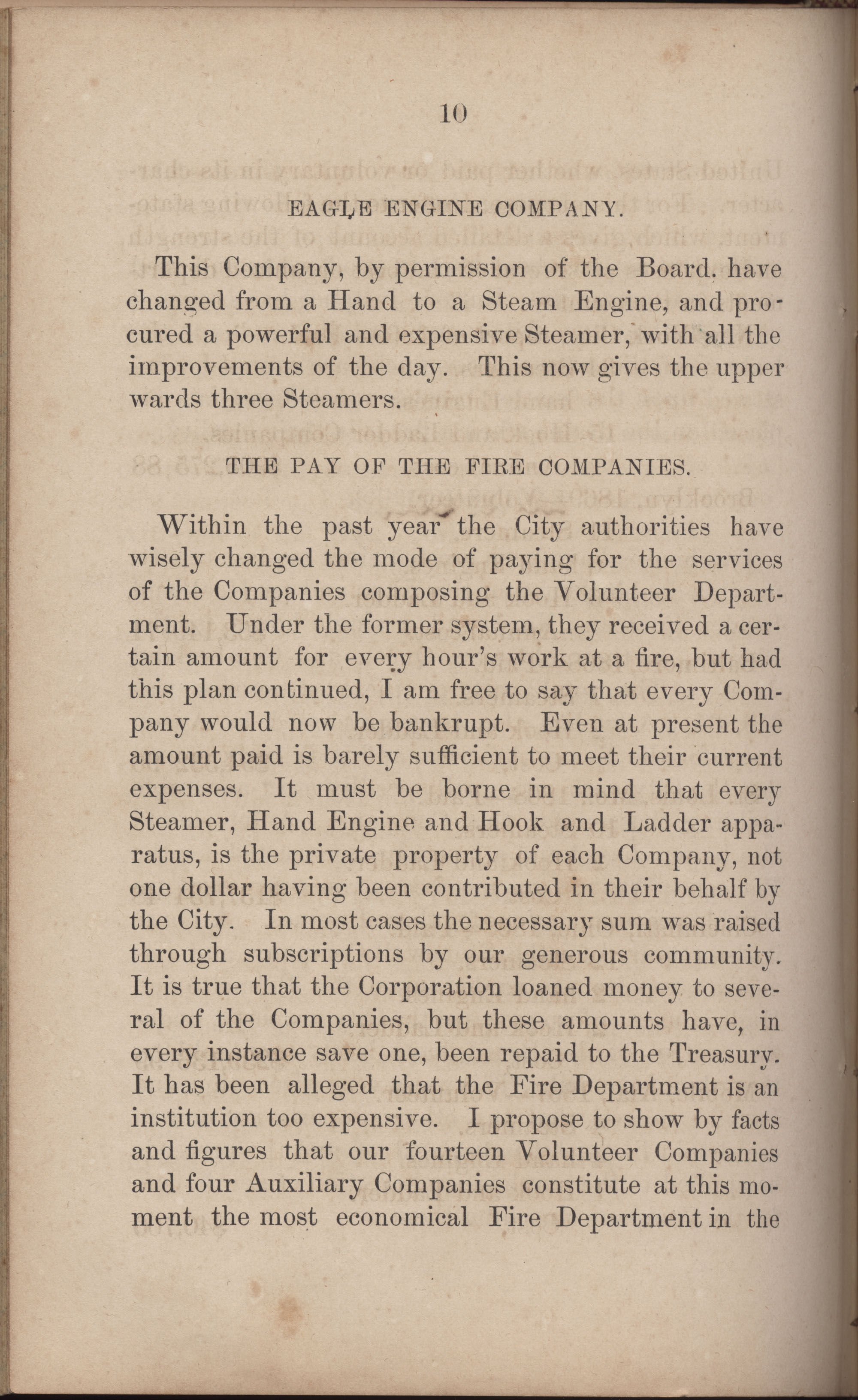Annual Report of the Chief of the Fire Department of the City of Charleston, page 237