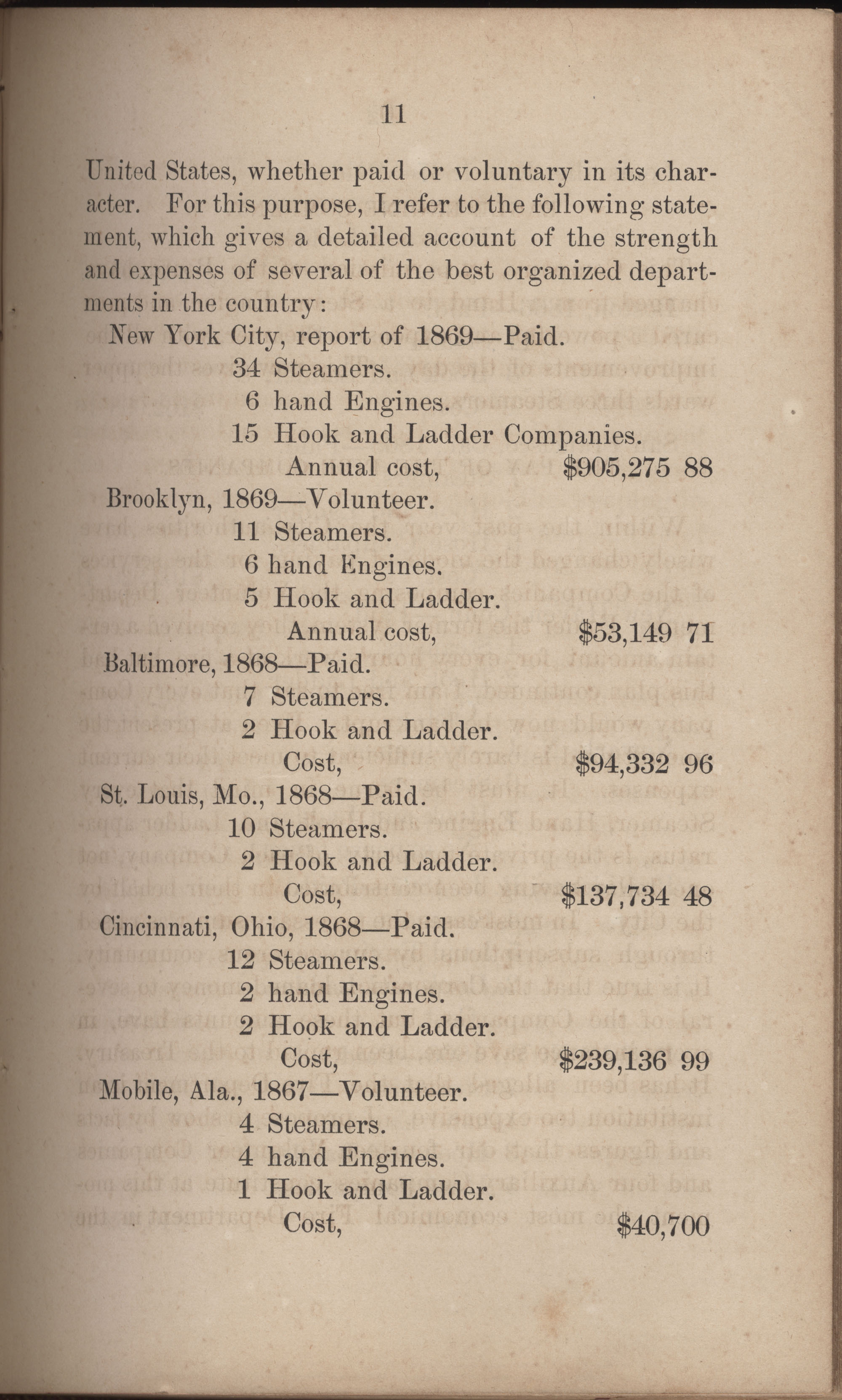 Annual Report of the Chief of the Fire Department of the City of Charleston, page 238