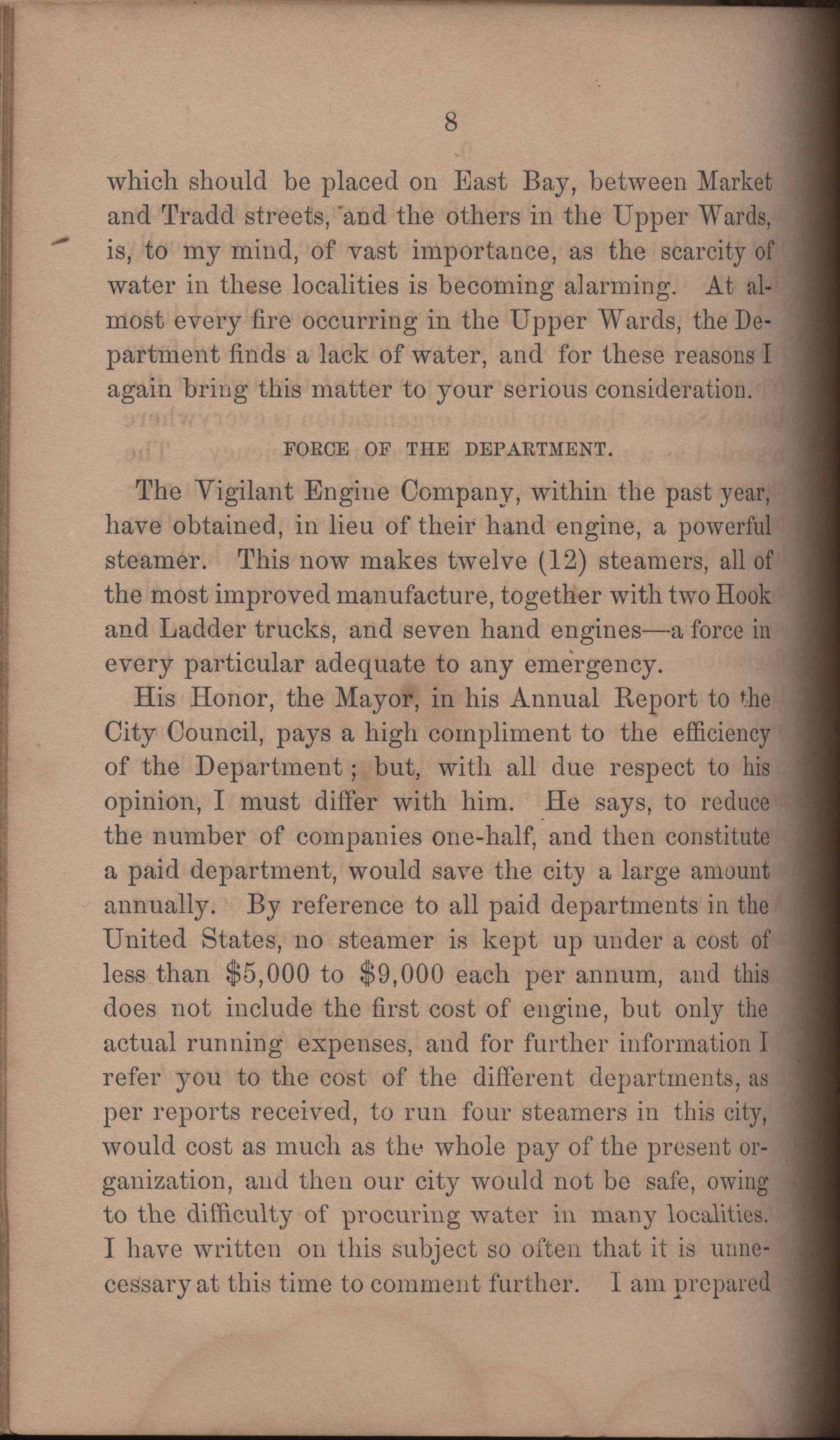 Annual Report of the Chief of the Fire Department of the City of Charleston, page 355